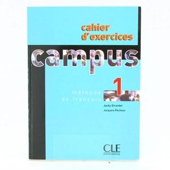 Jacky Girardet: Campus 1 méthode de français