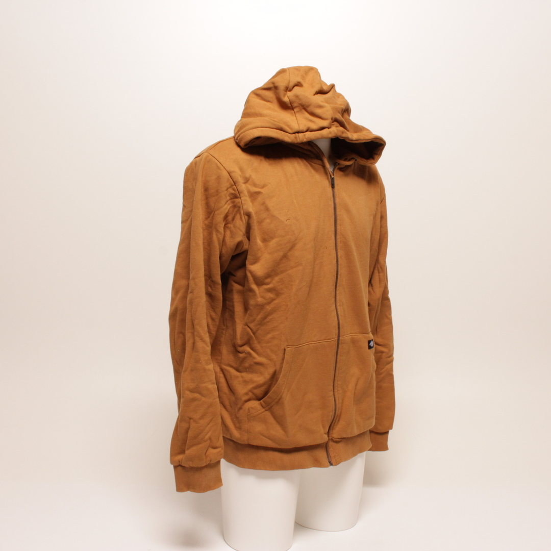 Pánská bunda Dickies hnědá s kapucí
