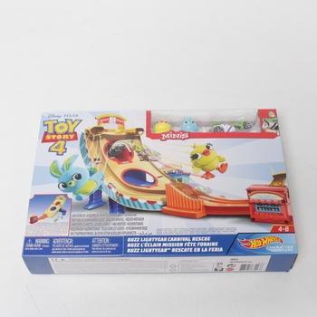 Herní set Hot Wheels Toy Story Pouť