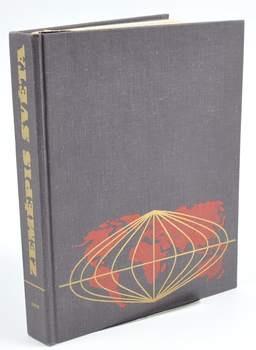 Kniha Orbis: Zeměpis světa - Asie