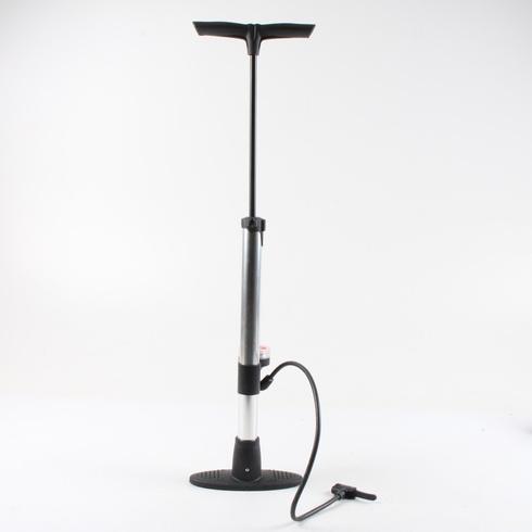 Pumpička na kolo s manometrem Bicycle Gear