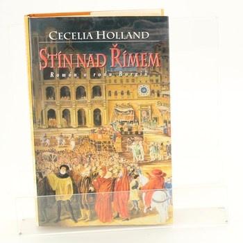 Kniha Stín nad Římem