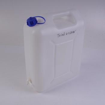 Kanystr na vodu s vypouštěcím kohoutem 20 L