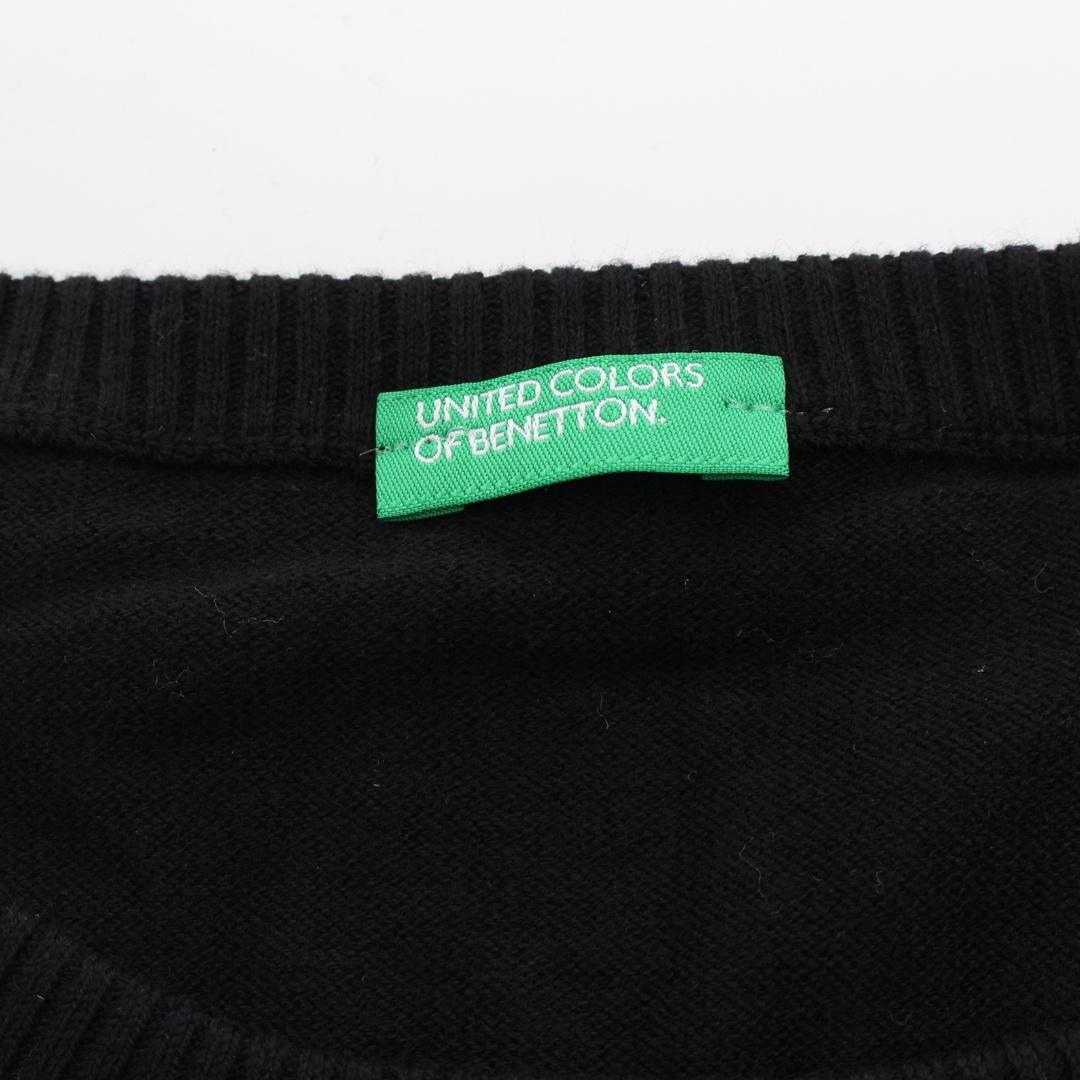Dámský svetr United Colors of benetton černý