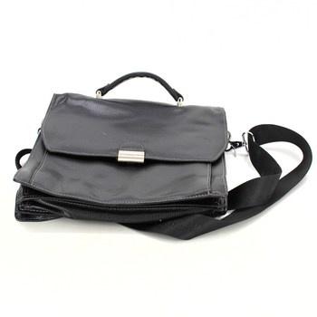 Pánská taška Bright kožená černá