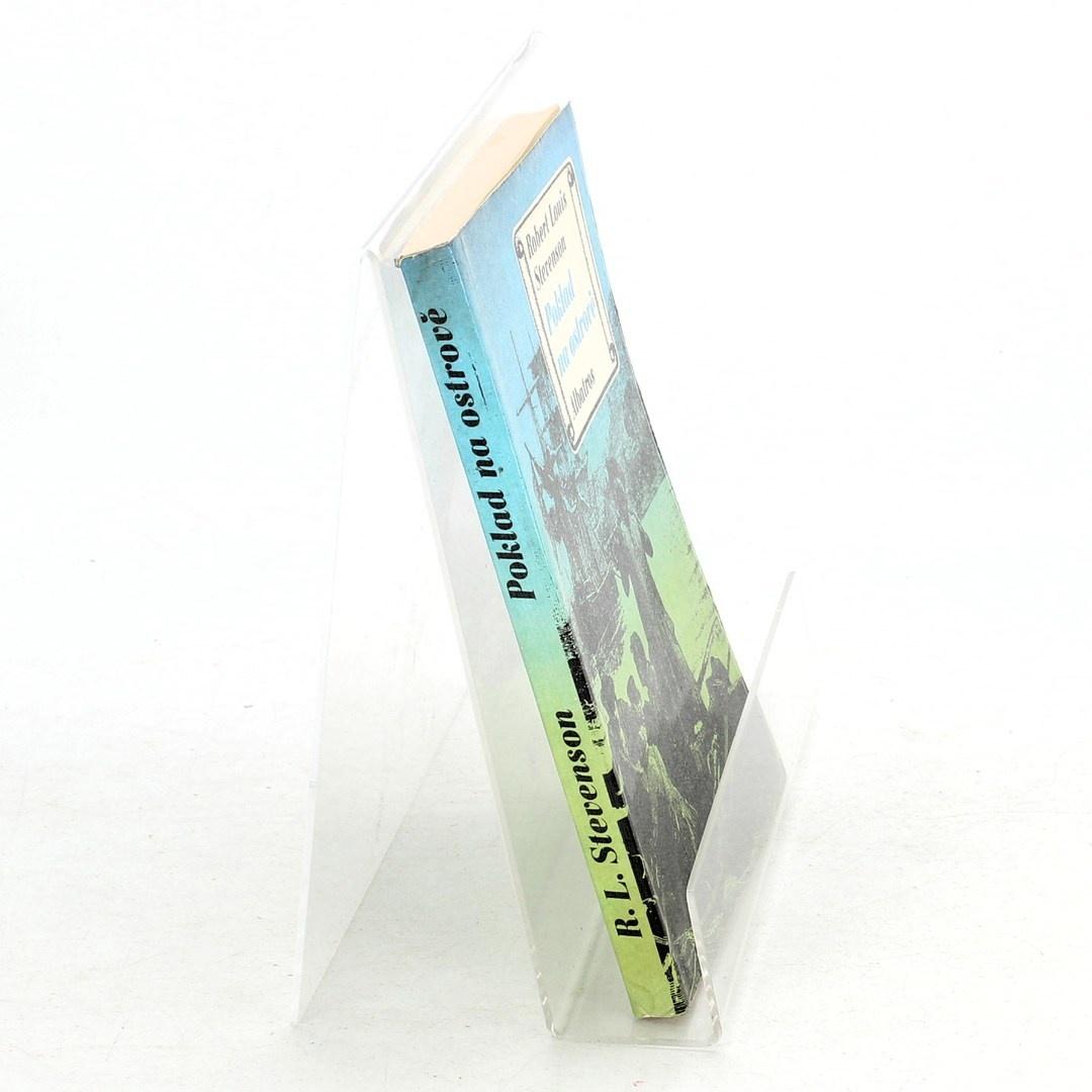 Kniha Robert Louis Stevenson: Poklad na ostrově