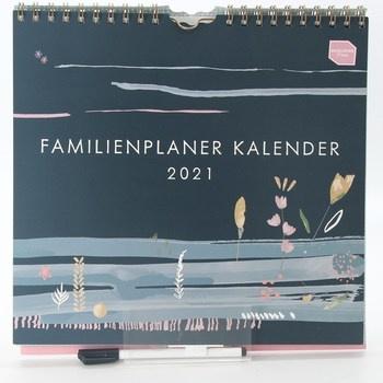 Nástěnný kalendář Boxclever DEFWP-21