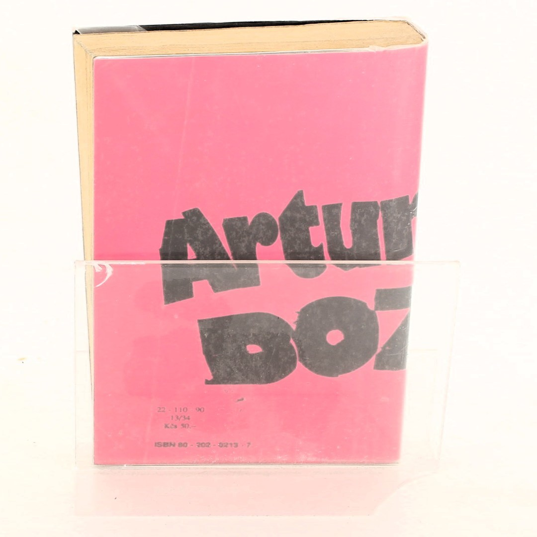 Kniha Artur London - Doznání