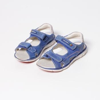 Dětské sandály Pablosky modré