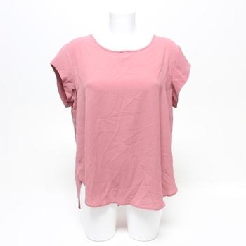 Dámské tričko Only růžové