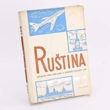 Kniha Ruština Svět sovětů