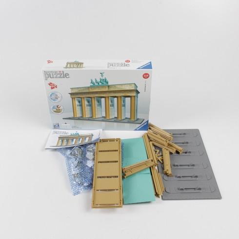 3D puzzle Ravensburger Brandenburger Tor