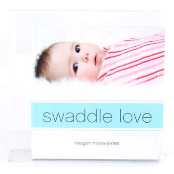 Kniha Swaddle love R. Moya - Jones