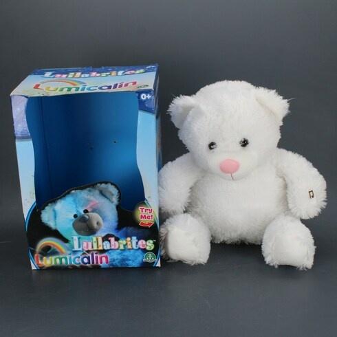 Svítící medvídek Lullabrites Lumicalin