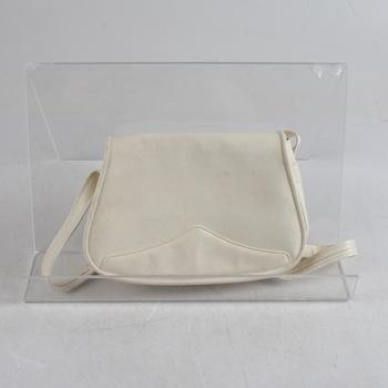 Crossbody kabelka odstín bílé