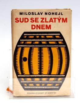 Kniha Miloslav Nohejl: Sud se zlatým dnem