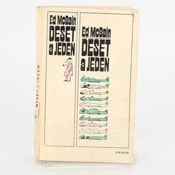 Kniha Deset a jeden Ed McBain