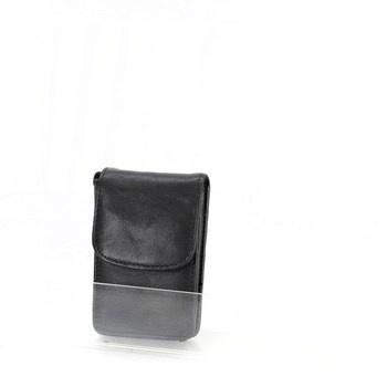 Koženkové pouzdro LCD - PAD černé