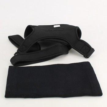 Korekční popruh na záda BEAU-PRO černý