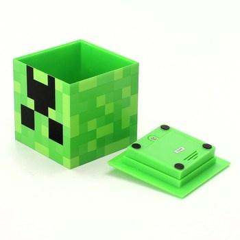 Lampa Paladone PP6595MCF Minecraft Creeper