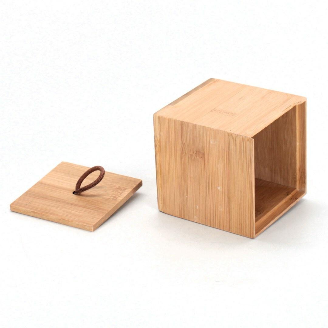 Dřevěný box Terra bez víka