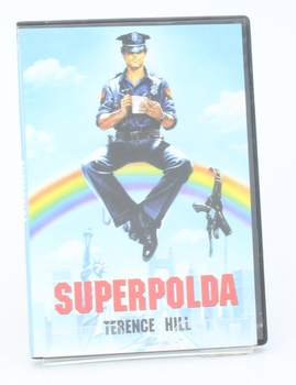 DVD film Superpolda