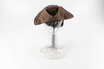 Pirátský klobouk s parukou Smiffys
