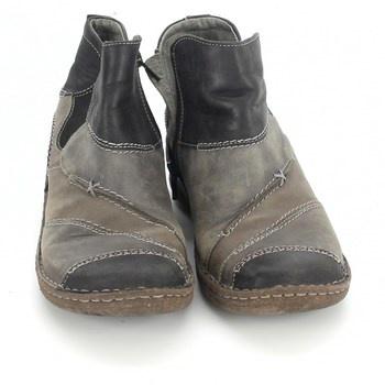 fae583d4316 Dámská zimní obuv Josef Seibel