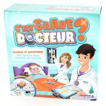 Hra Dujardin C'est Grave Docteur? FRAN