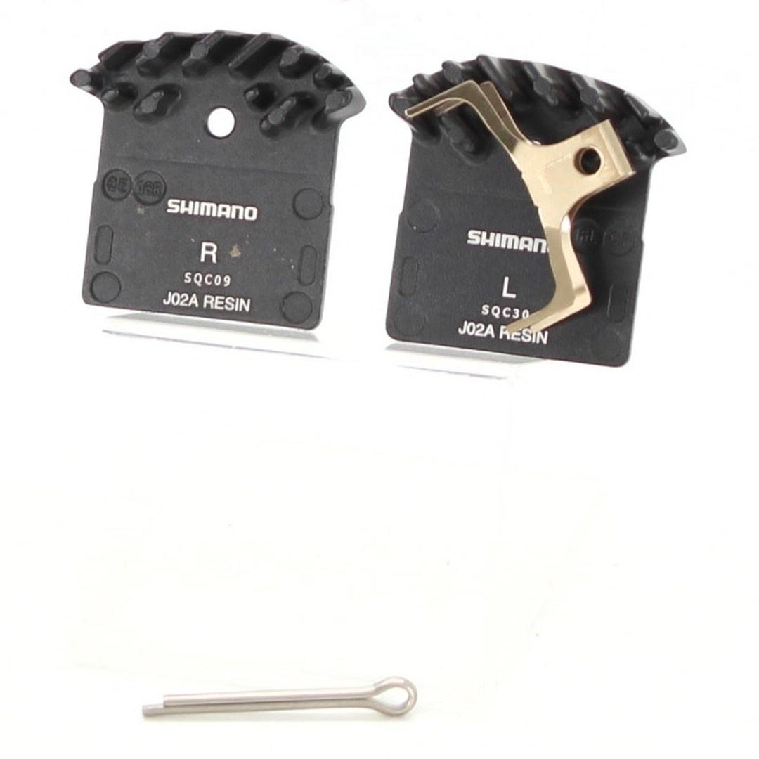 Brzdové destičky Shimano J02A Resin