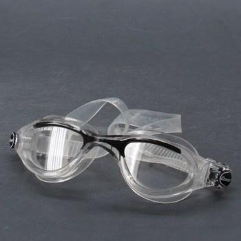 Plavecké brýle Cressi čiré černé/jasné čočky