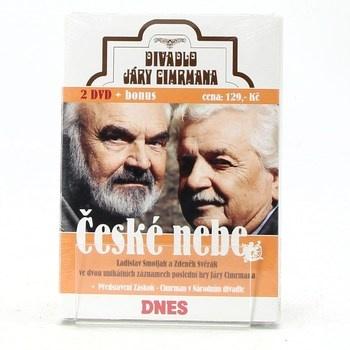 DVD Divadlo Járy Cimrmana - České nebe