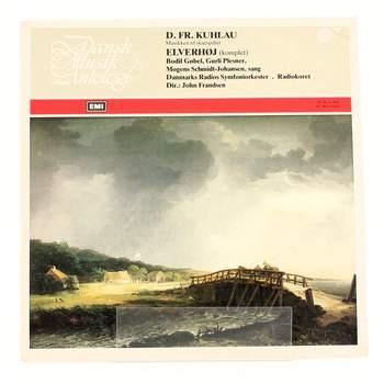 Gramofonová deska Dansk Musik Antologi