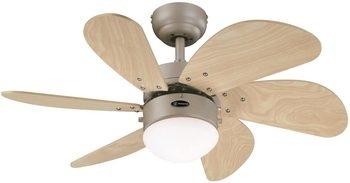 Stropní ventilátor Westinghouse Turbo Swirl 78158