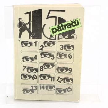 Kniha Jan Zábrana: 15 pátračů
