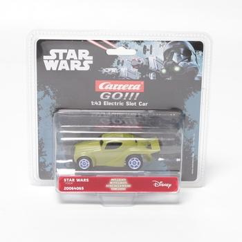 Autíčko Carrera Star Wars Yoda