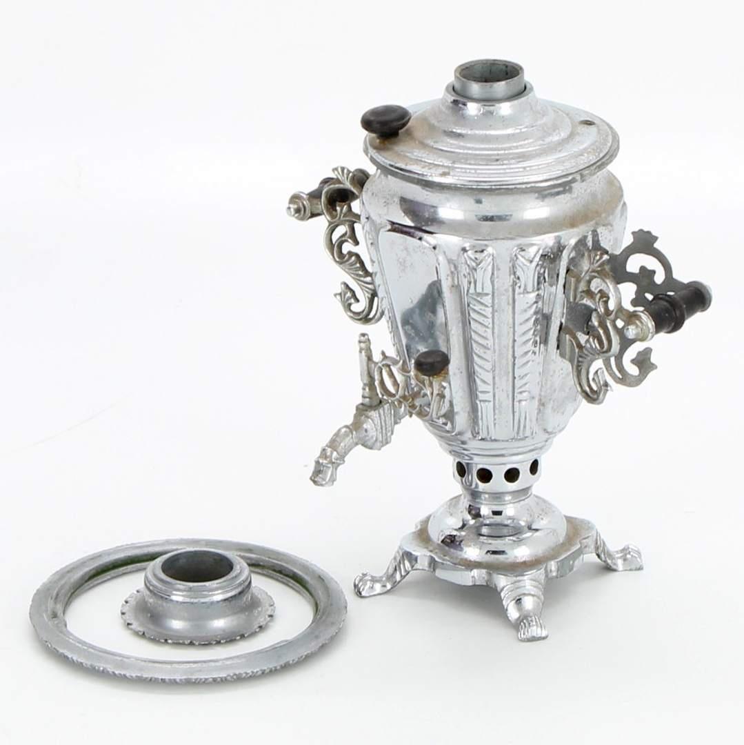 Samovar konvička na čaj