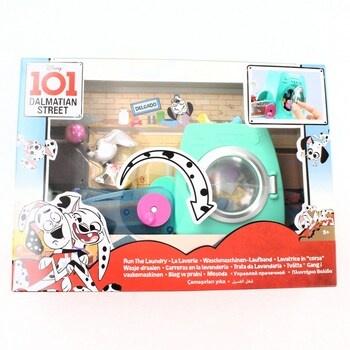 Herní set Mattel 101 Dalmatinů: praní