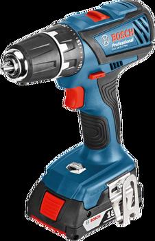 Aku šroubovák Bosch GSR 18-2-LI Plus