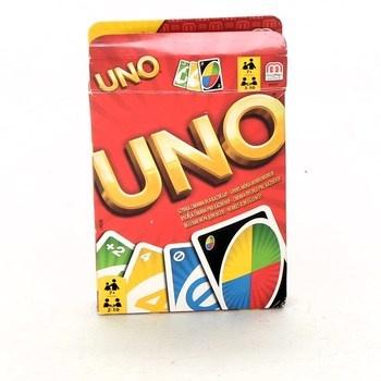 Karetní hra Mattel UNO