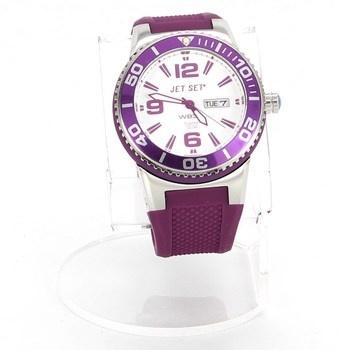 Silikonové hodinky WB30 Jet Set J5545