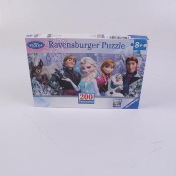 Puzzle 200 Ravensburger Frozen 12801
