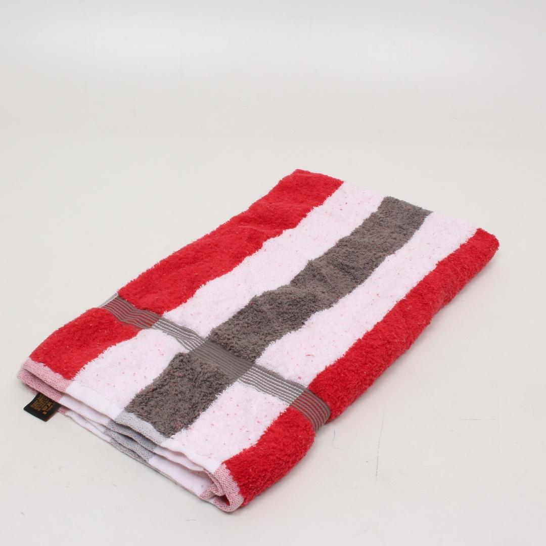Velký ručník Gozze pruhovaný