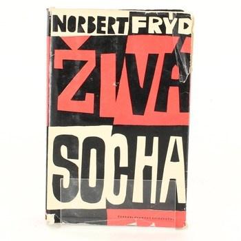 Norbert Frýd: Živá socha: Malý román