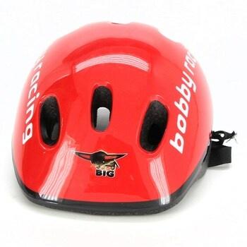Dětská helma BIG Bobby-Racing