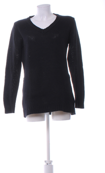 Dámský svetr Okay jednobarevný černý