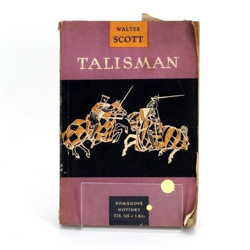 Historický román Walter Scott: Talisman