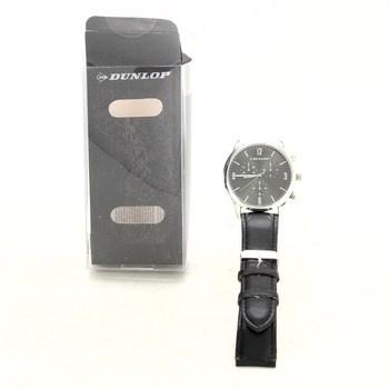 Pánské hodinky Dunlop stříbrné