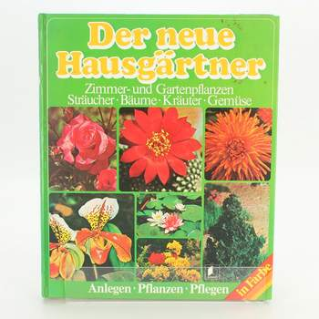 Kniha Der neue Hausgärtner
