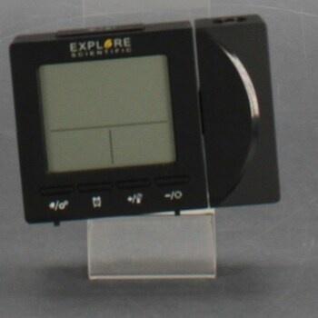 Radiobudík EXPLORE SCIENTIFIC RDP1001 černé
